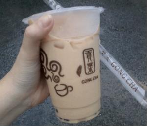Gong Cha-Bubble-Tea