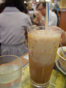 Hong Kong-Iced-Milk-Tea