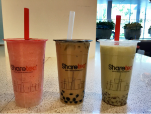 Share Tea-Bubble-Tea
