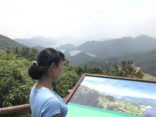 AJ Hiking View