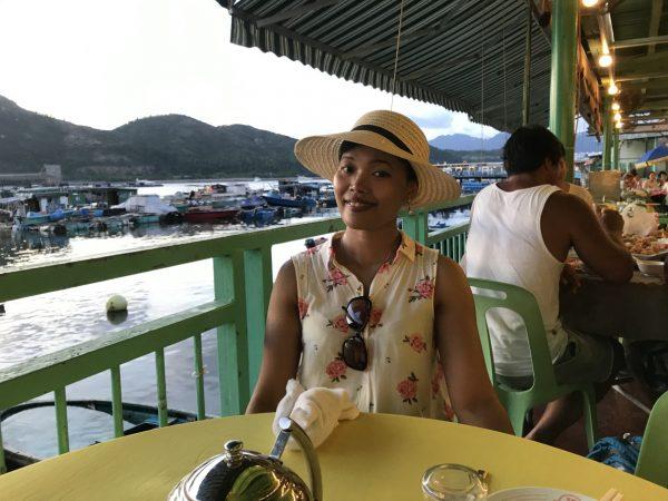 AJ Lamma Island Waterside Dining