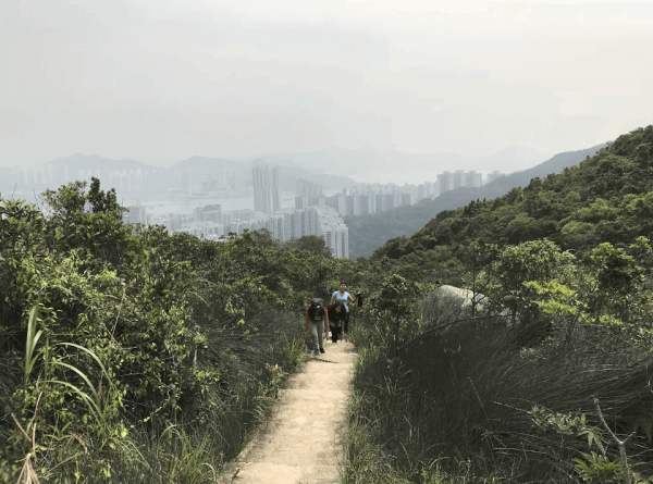 Hiking and Climbing Hong Kong