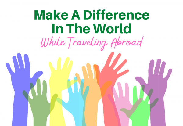 Make a Difference Volunteering in Hong Kong