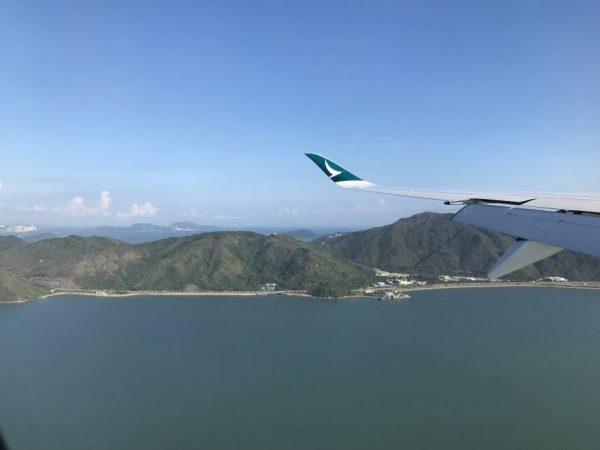 Easy Transportation in Asia - Sky Over HK