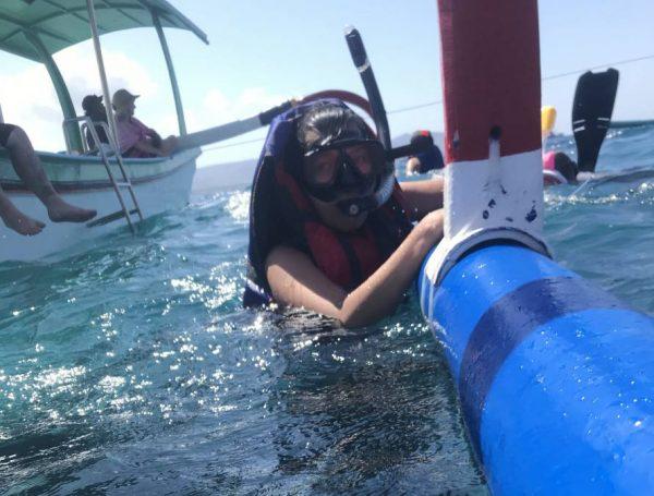 Snorkeling Bali - AJ