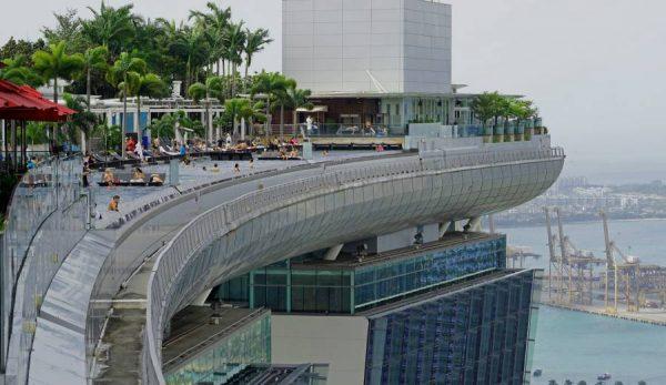 Things To Do - Marina Bay Sands Skypark