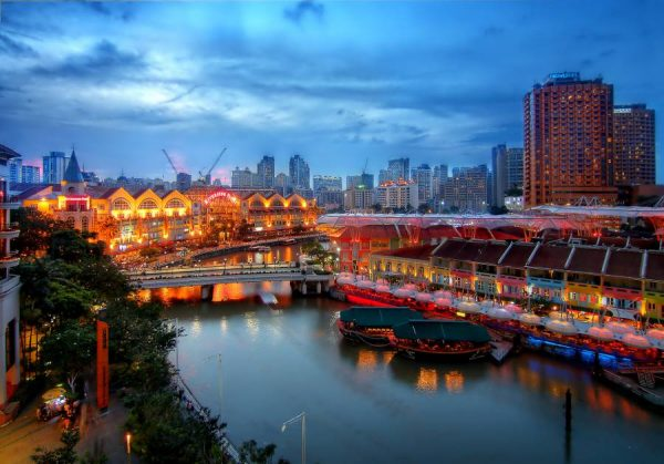 Must-See Singapore - Clarke Quay